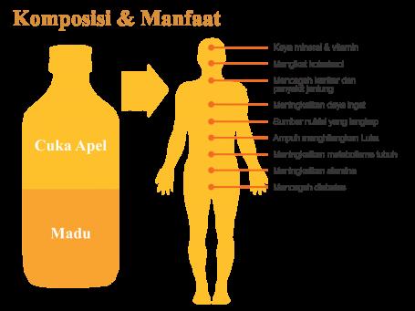 Manfaat Cuka Apel Tahesta untuk Kesehatan   Gigi   Wajah